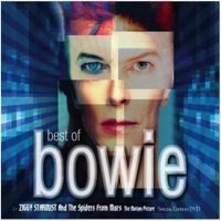 Cover David Bowie - Best Of Bowie & Ziggy Stardust And The Spiders From Mars - The Motion Picture