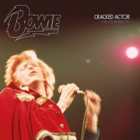 Cover David Bowie - Cracked Actor - Live Los Angeles '74