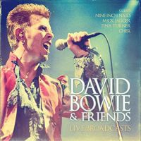 Cover David Bowie - David Bowie & Friends - Live Broadcasts