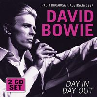 Cover David Bowie - Day In Day Out - Radio Broadcast, Australia 1987