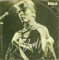 Cover David Bowie - D.J.