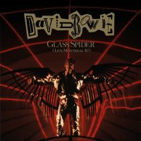 Cover David Bowie - Glass Spider (Live Montreal '87)