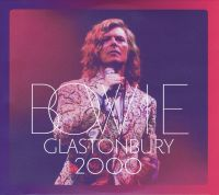 Cover David Bowie - Glastonbury 2000