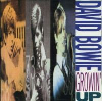 Cover David Bowie - Growin' Up