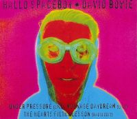 Cover David Bowie - Hallo Spaceboy