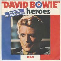 Cover David Bowie - Heroes (chanté en français)