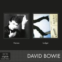 Cover David Bowie - Heroes + Lodger
