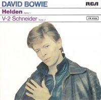 Cover David Bowie - Heroes/Helden