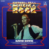Cover David Bowie - Historia de la Musica Rock 4