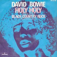 Cover David Bowie - Holy Holy