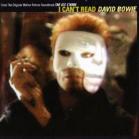 Cover David Bowie - I Can't Read