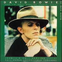 Cover David Bowie - John, I'm Only Dancing (Again)