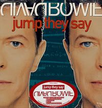Cover David Bowie - Jump They Say