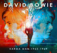 Cover David Bowie - Karma Man 1965-1969