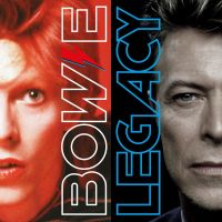 Cover David Bowie - Legacy