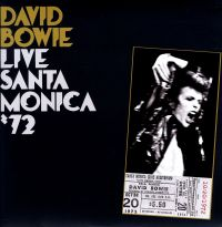 Cover David Bowie - Live Santa Monica '72