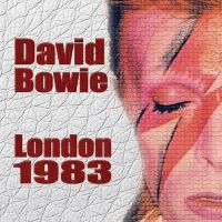 Cover David Bowie - London 1983