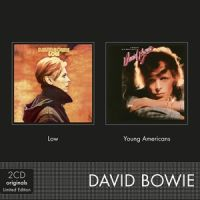 Cover David Bowie - Low + Young Americans