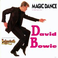 Cover David Bowie - Magic Dance