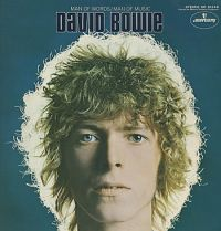 Cover David Bowie - Man Of Words, Man Of Music