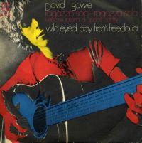 Cover David Bowie - Ragazzo solo, ragazza sola