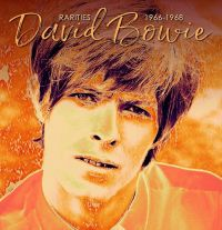 Cover David Bowie - Rarities 1966-1968