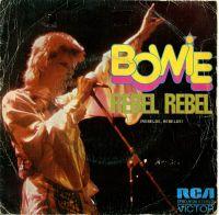 Cover David Bowie - Rebel Rebel
