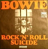 Cover David Bowie - Rock 'n' Roll Suicide