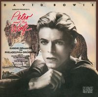 Cover David Bowie - Serge Prokoffieff Peter And The Wolf (Narator David Bowie)