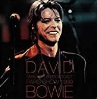 Cover David Bowie - Small Club Broadcast - Paris Show 1999