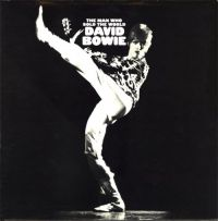 Cover David Bowie - The Man Who Sold The World
