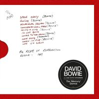 Cover David Bowie - The 'Mercury' Demos