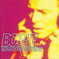 Cover David Bowie - The Singles Collection