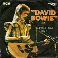 Cover David Bowie - Time