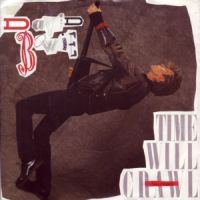 Cover David Bowie - Time Will Crawl