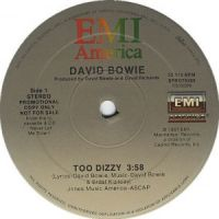 Cover David Bowie - Too Dizzy