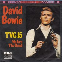 Cover David Bowie - TVC 15