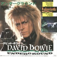 Cover David Bowie - Underground