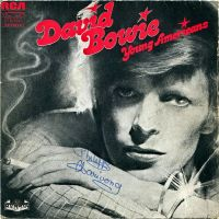 Cover David Bowie - Young Americans