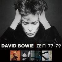 Cover David Bowie - Zeit! 77-79