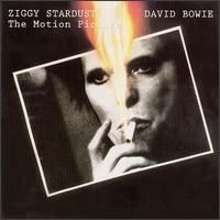 Cover David Bowie - Ziggy Stardust - The Motion Picture