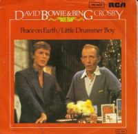 Cover David Bowie & Bing Crosby - Peace On Earth / Little Drummer Boy