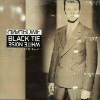Cover David Bowie feat. Al B. Sure! - Black Tie White Noise
