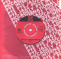 Cover David Bowie with The Lower Third - Can't Help Thinking About Me