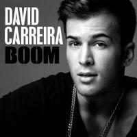 Cover David Carreira - Boom