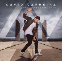 Cover David Carreira - Tout recommencer