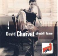 Cover David Charvet - Should I Leave