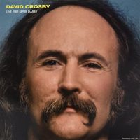 Cover David Crosby - Live 1989 Upper Darby