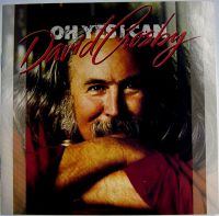Cover David Crosby - Oh Yes I Can
