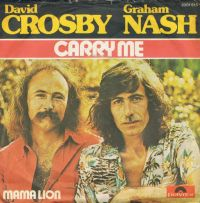 Cover David Crosby & Graham Nash - Carry Me